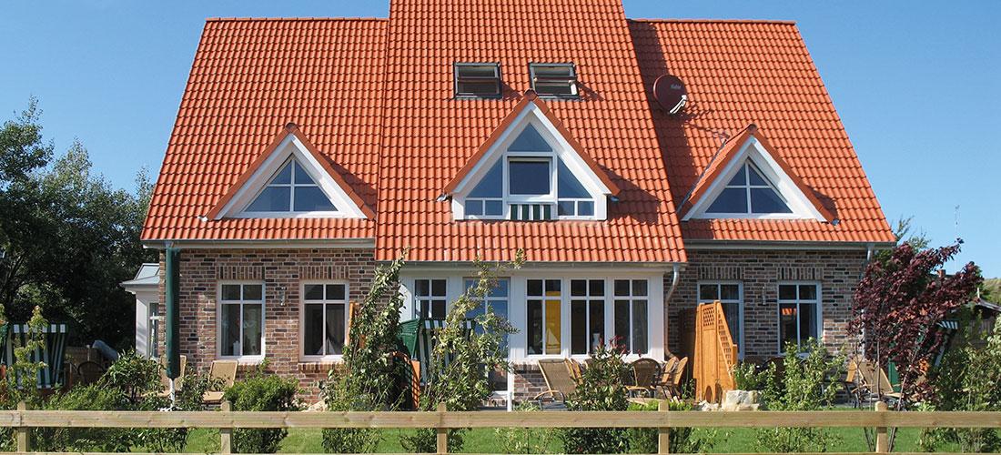 Ferienhaus Langeoog Residenzen Ozumerweg