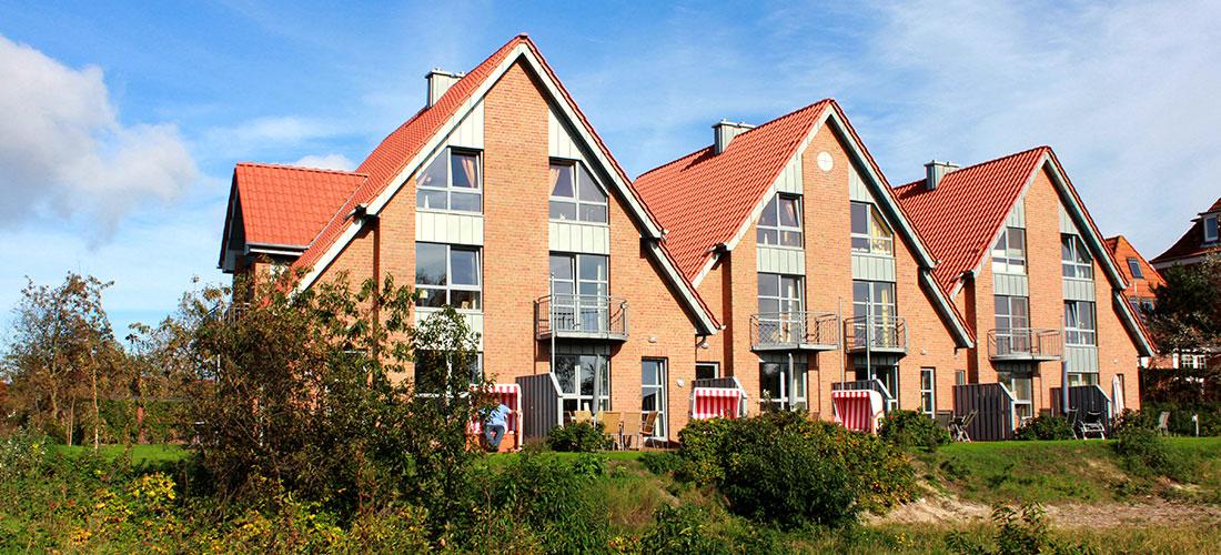 Residnezen am Süderdünenring auf Langeoog ihr exklusives Ferienhaus an der Nordsee