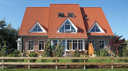 Ferienhäuser auf Langeoog Otzumer Weg